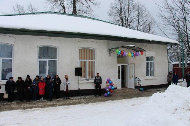 """В Богородчанському районі відкрили дитячий садок """"Росинка"""". ФОТО, фото-1"""