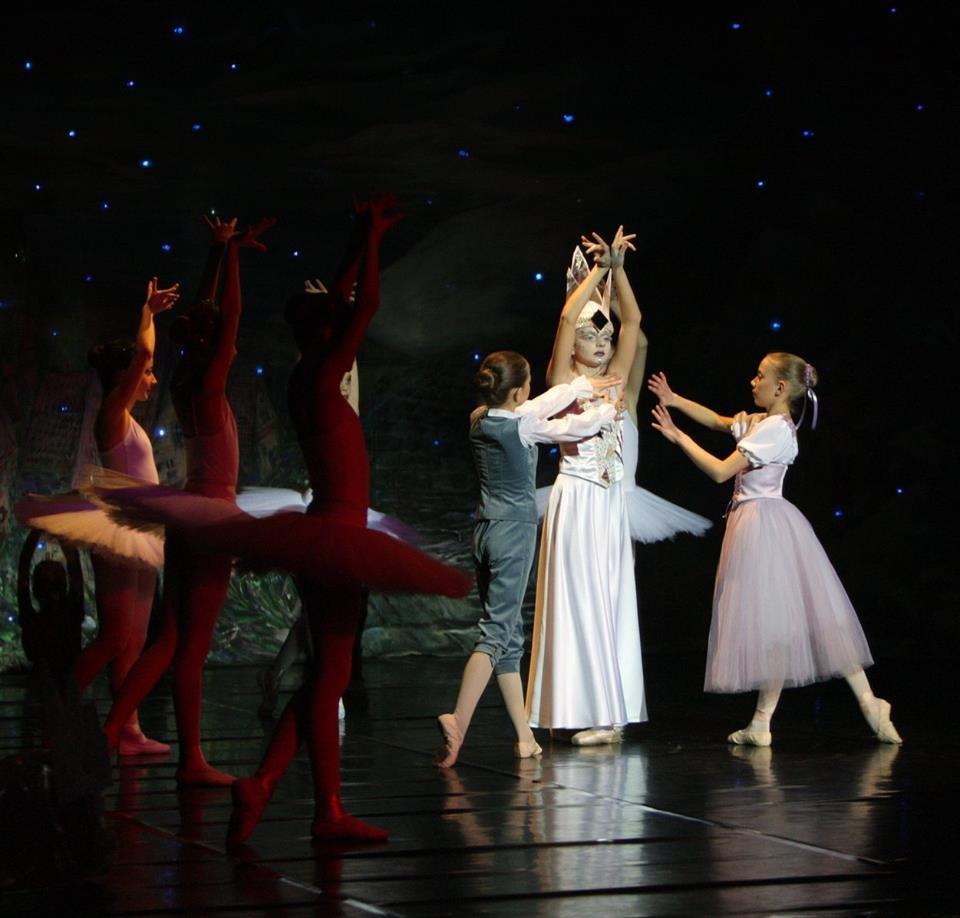Танцювати казку. Дитячий балет в Івано-Франківську. ФОТО, фото-1
