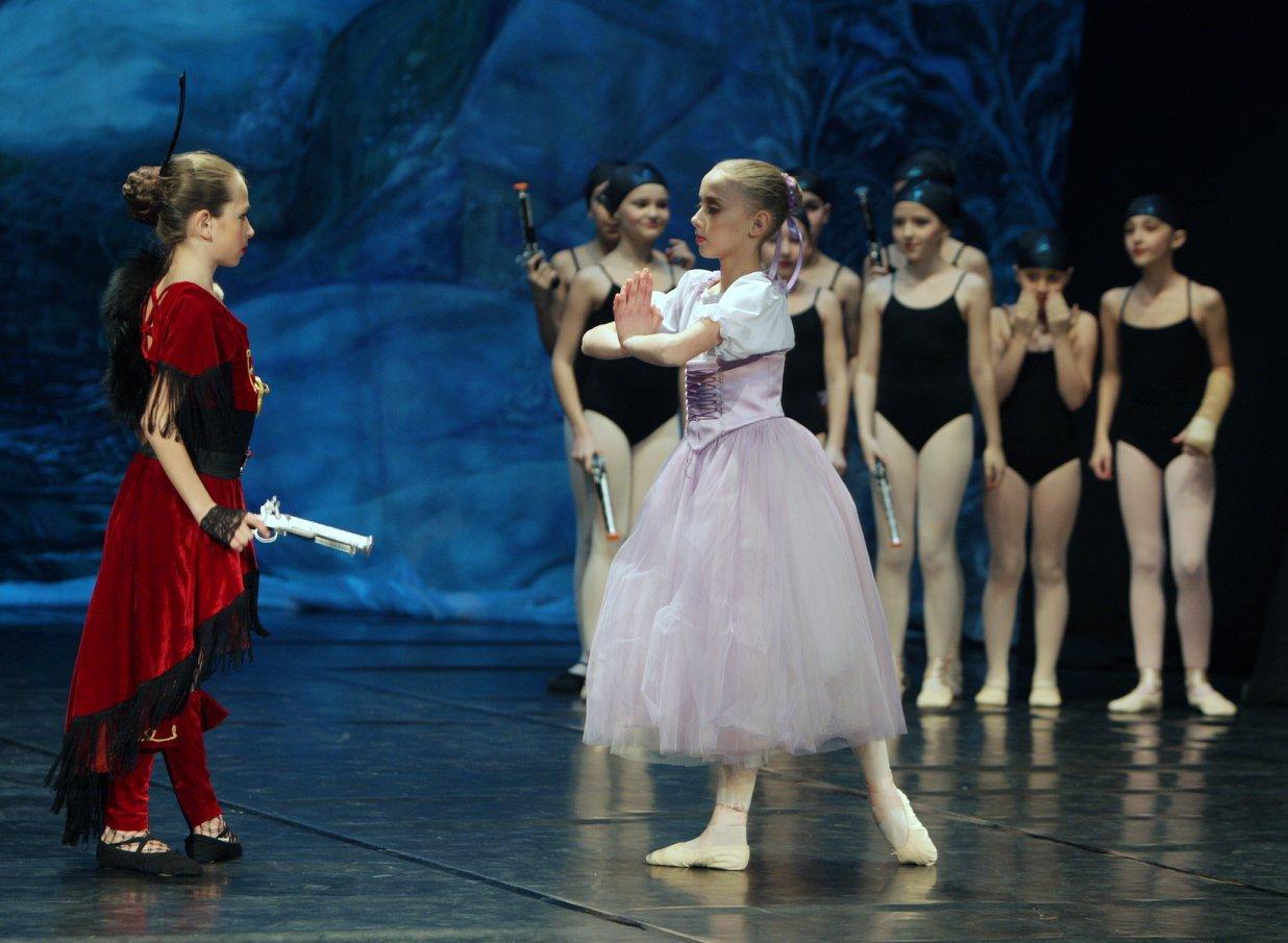 Танцювати казку. Дитячий балет в Івано-Франківську. ФОТО, фото-2