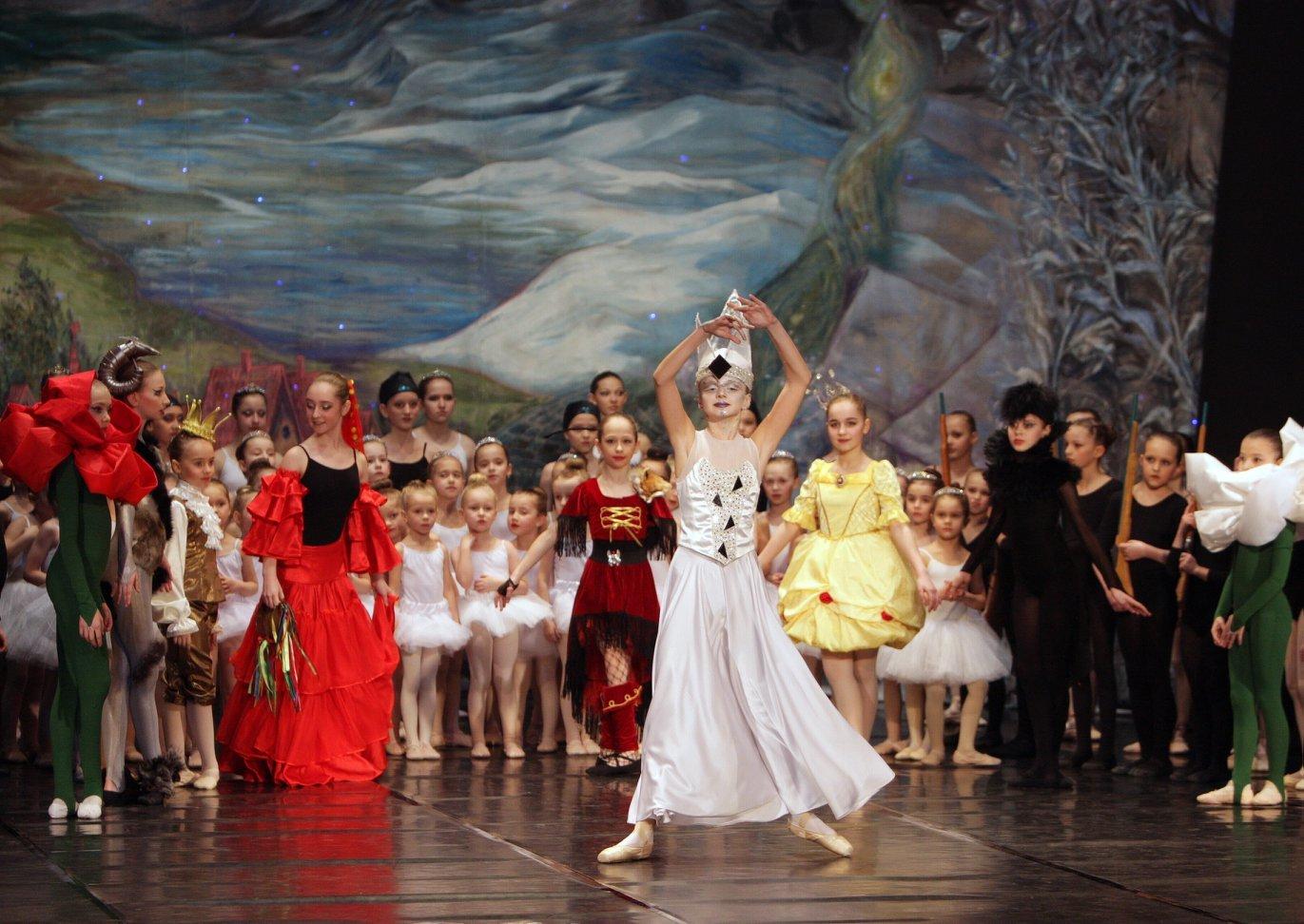 Танцювати казку. Дитячий балет в Івано-Франківську. ФОТО, фото-8