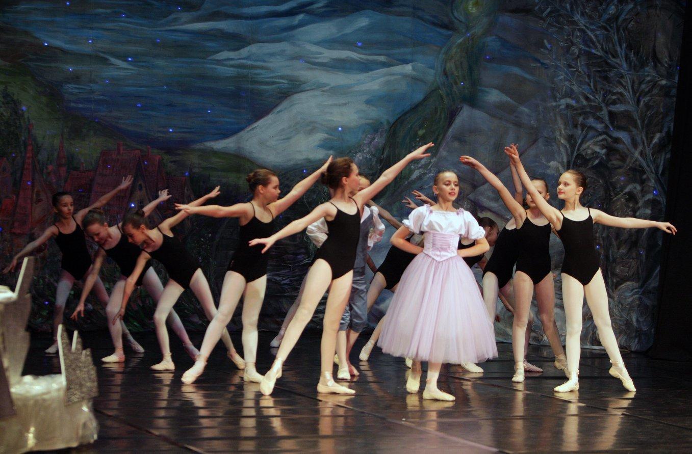 Танцювати казку. Дитячий балет в Івано-Франківську. ФОТО, фото-9