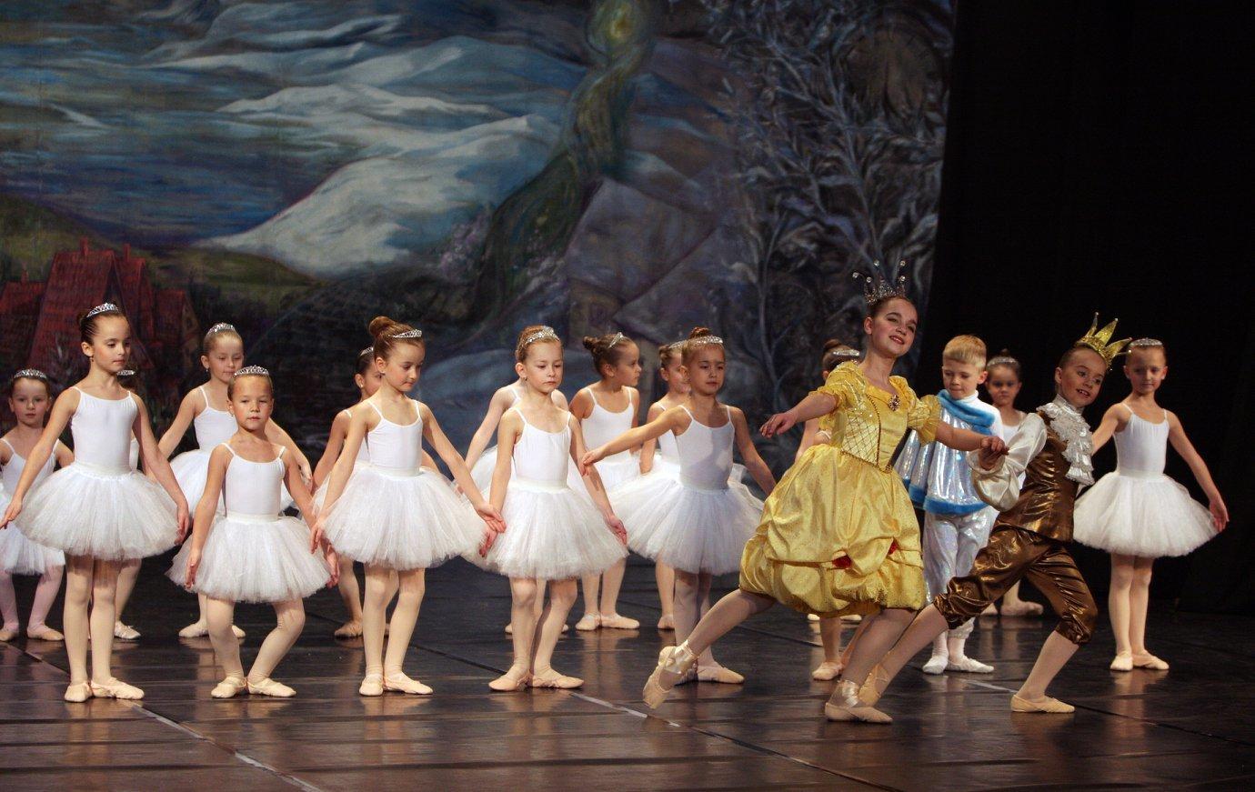Танцювати казку. Дитячий балет в Івано-Франківську. ФОТО, фото-10
