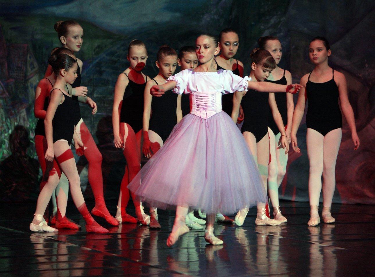 Танцювати казку. Дитячий балет в Івано-Франківську. ФОТО, фото-5