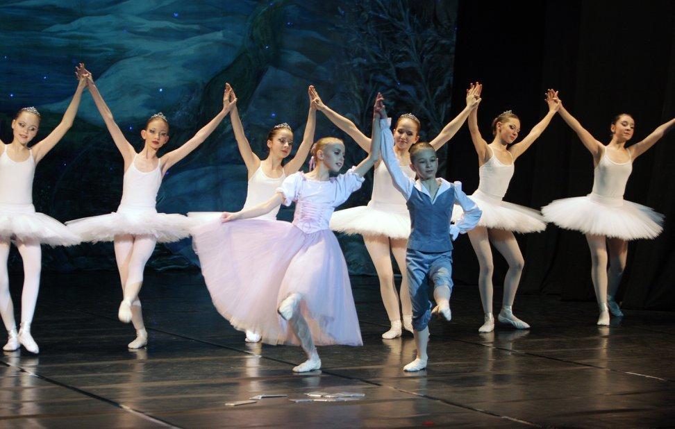 Танцювати казку. Дитячий балет в Івано-Франківську. ФОТО, фото-3