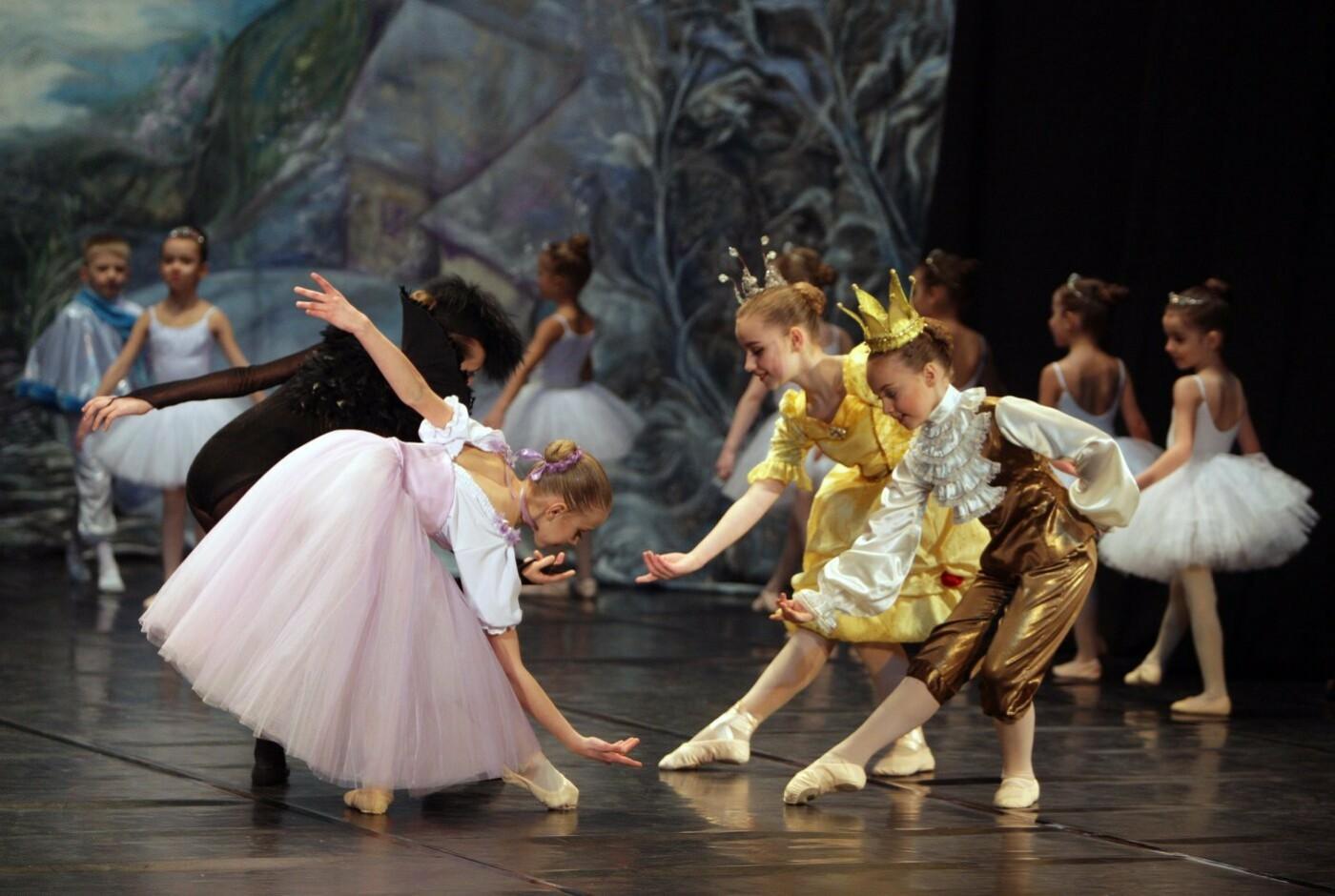 Танцювати казку. Дитячий балет в Івано-Франківську. ФОТО, фото-7