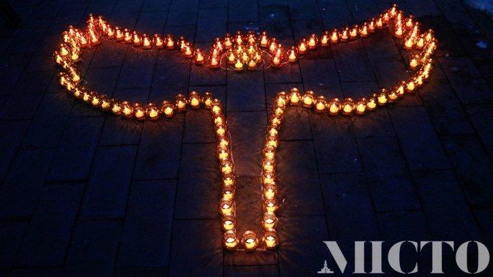 Франківськом пройшлась пам'ятна хода на честь Героїв Небесної Сотні. ФОТО, фото-2