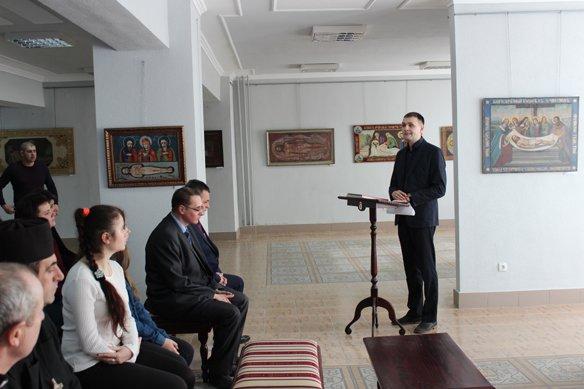 В Галичі відкрилась виставка плащаниць. ФОТО, фото-2