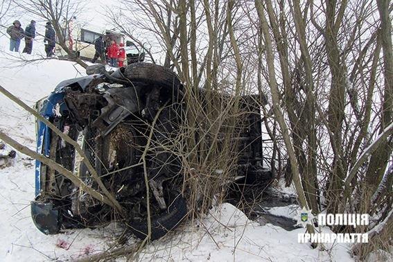 ДТП дорогою на Тернопіль. Травмований водій. ФОТО, фото-1