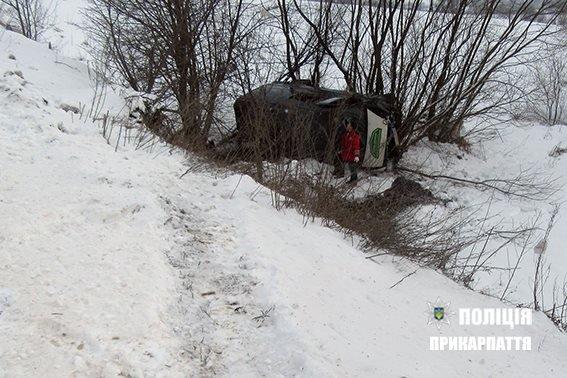 ДТП дорогою на Тернопіль. Травмований водій. ФОТО, фото-3