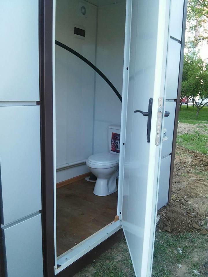 Для водіїв франківських тролейбусів і маршруток облаштовують вбиральню. ФОТО, фото-1