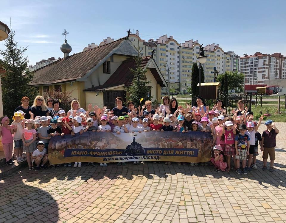 Флешмоб: мікрорайони вітають Франківськ із днем народження. ФОТО, фото-5