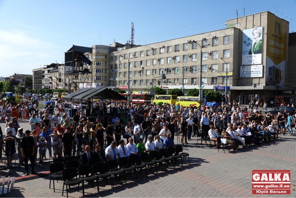"""Франківськ - у """"Карпатському просторі"""". Відкриття фестивалю. ФОТО, фото-10"""