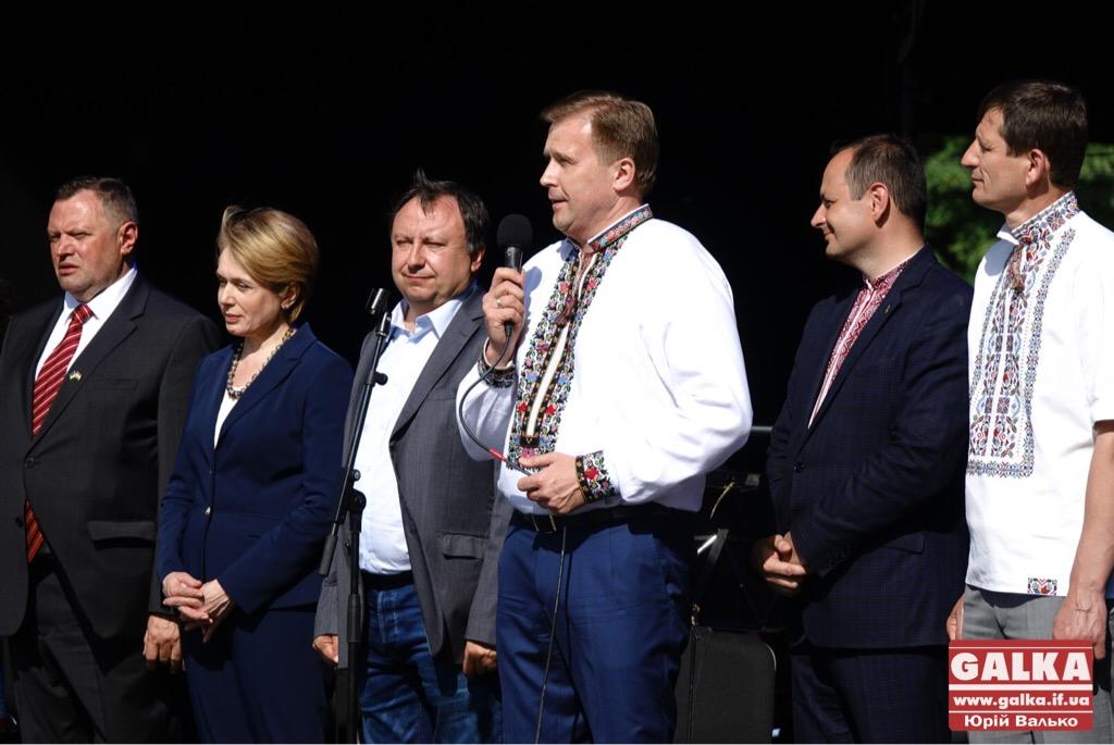 """Франківськ - у """"Карпатському просторі"""". Відкриття фестивалю. ФОТО, фото-5"""