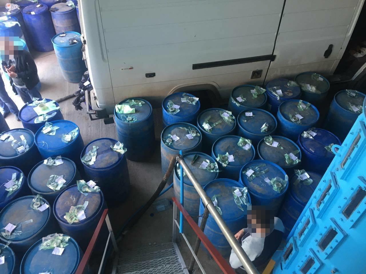 Замість біопалива на Прикарпатті підпільно виробляли спирт, фото-8