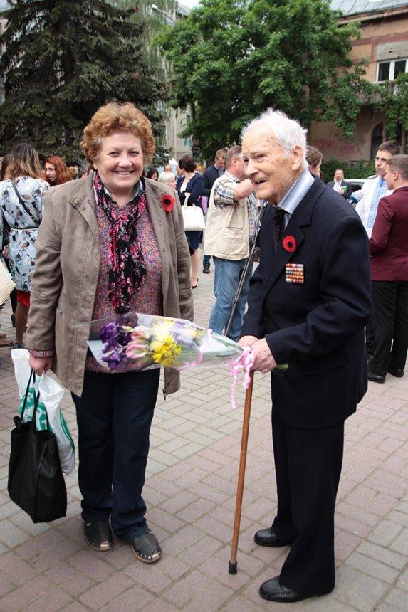 В Івано-Франківську вшанували загиблих у Другій світовій війні. ФОТО, фото-1