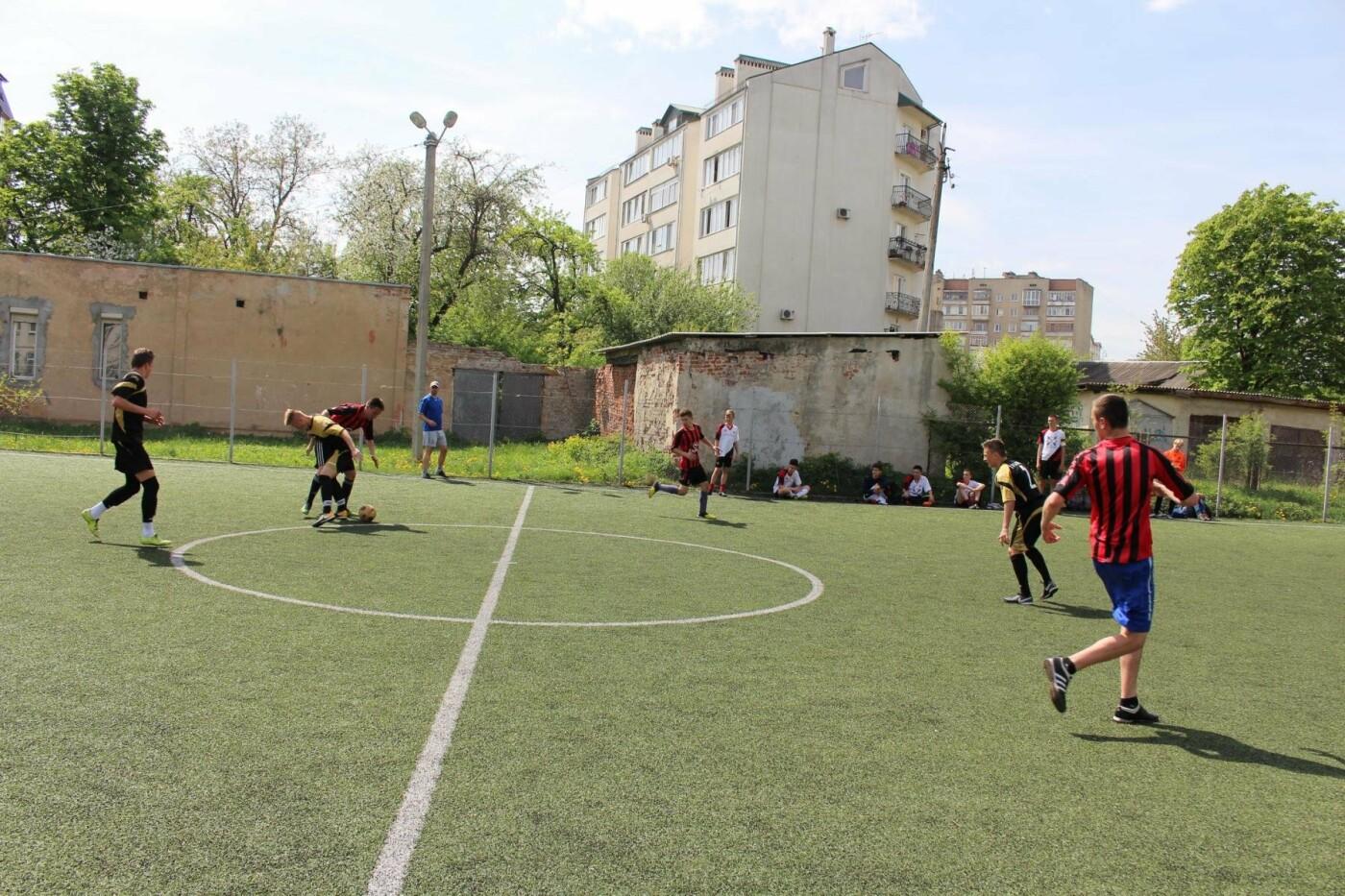 В Івано-Франківську відбулися змагання 1/4 турніру Кубку Короля Данила. ФОТО, фото-1