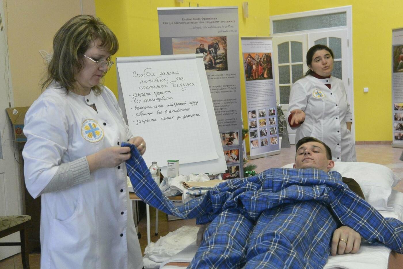 Франківський Карітас проводить навчальні тренінги для волонтерів. ФОТО, фото-6