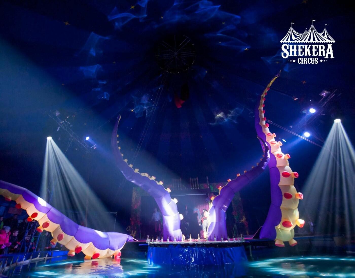 """Найкрутіший Цирк країни """"SHEKERA"""" з новою програмою в Івано-Франківську!, фото-3"""
