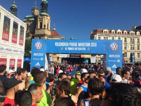 Прикарпатець пробіг марафон вулицями Праги. ФОТО, фото-2