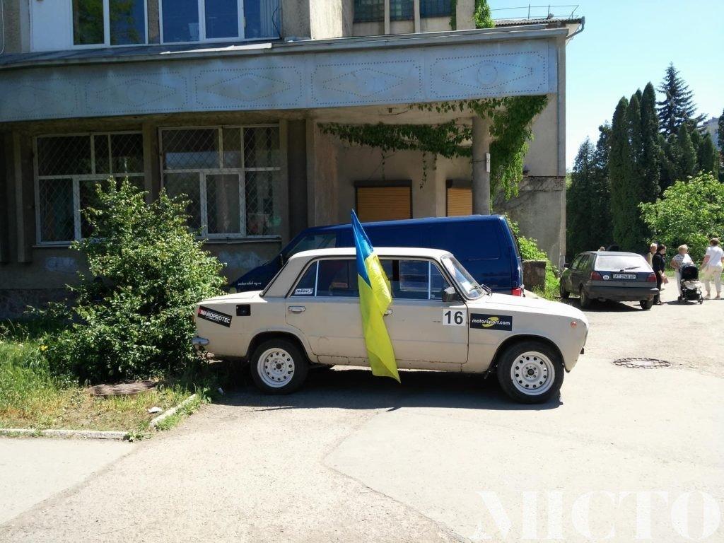 День машин у Франківську: автослалом, ретро і байкери. ФОТО, фото-16