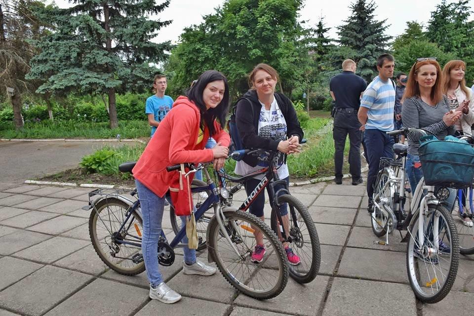 Учнівський велоклуб: одній зі шкіл Франківська подарували велосипеди. ФОТО, фото-5