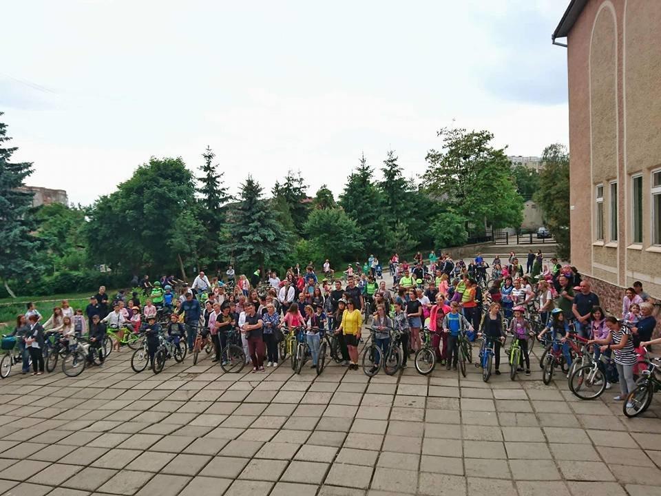 Учнівський велоклуб: одній зі шкіл Франківська подарували велосипеди. ФОТО, фото-3