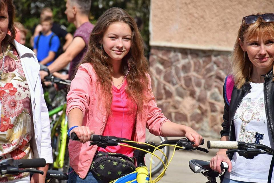 Учнівський велоклуб: одній зі шкіл Франківська подарували велосипеди. ФОТО, фото-4