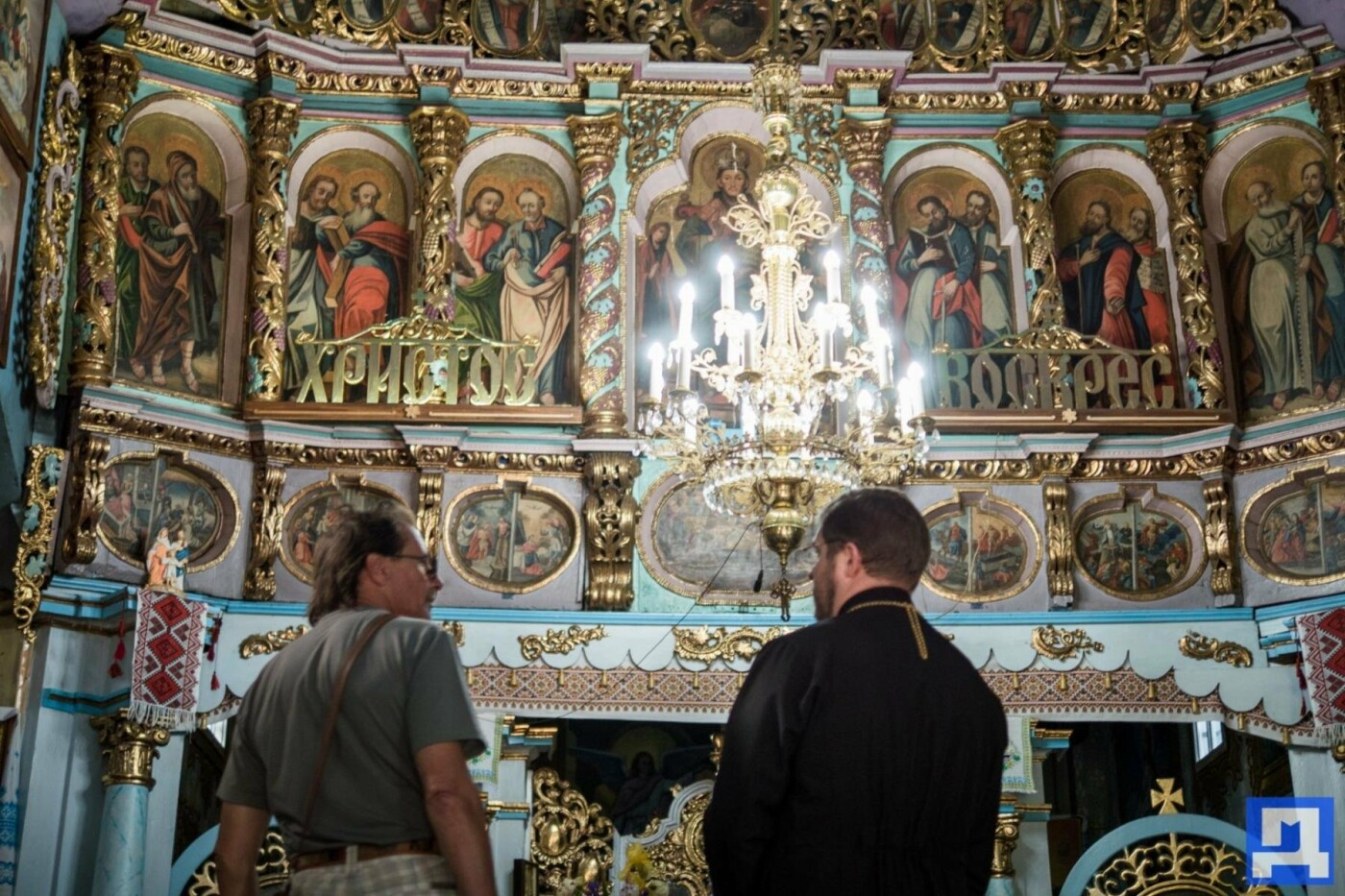 Старовинна церква Благовіщення Господнього у Коломиї відтепер належить громаді УГКЦ. ФОТО, фото-11