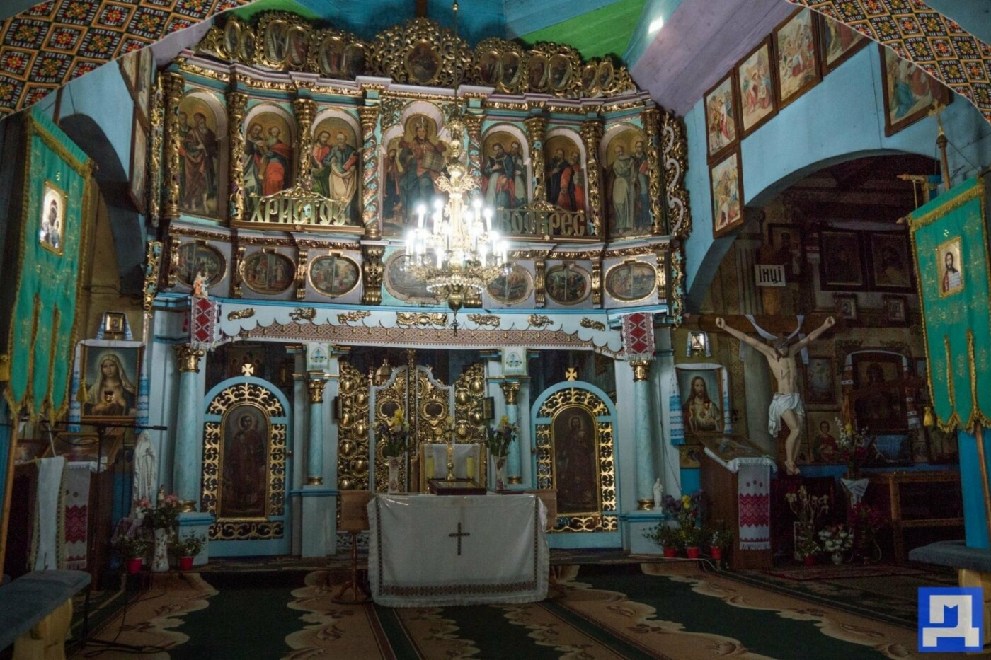 Старовинна церква Благовіщення Господнього у Коломиї відтепер належить громаді УГКЦ. ФОТО, фото-12