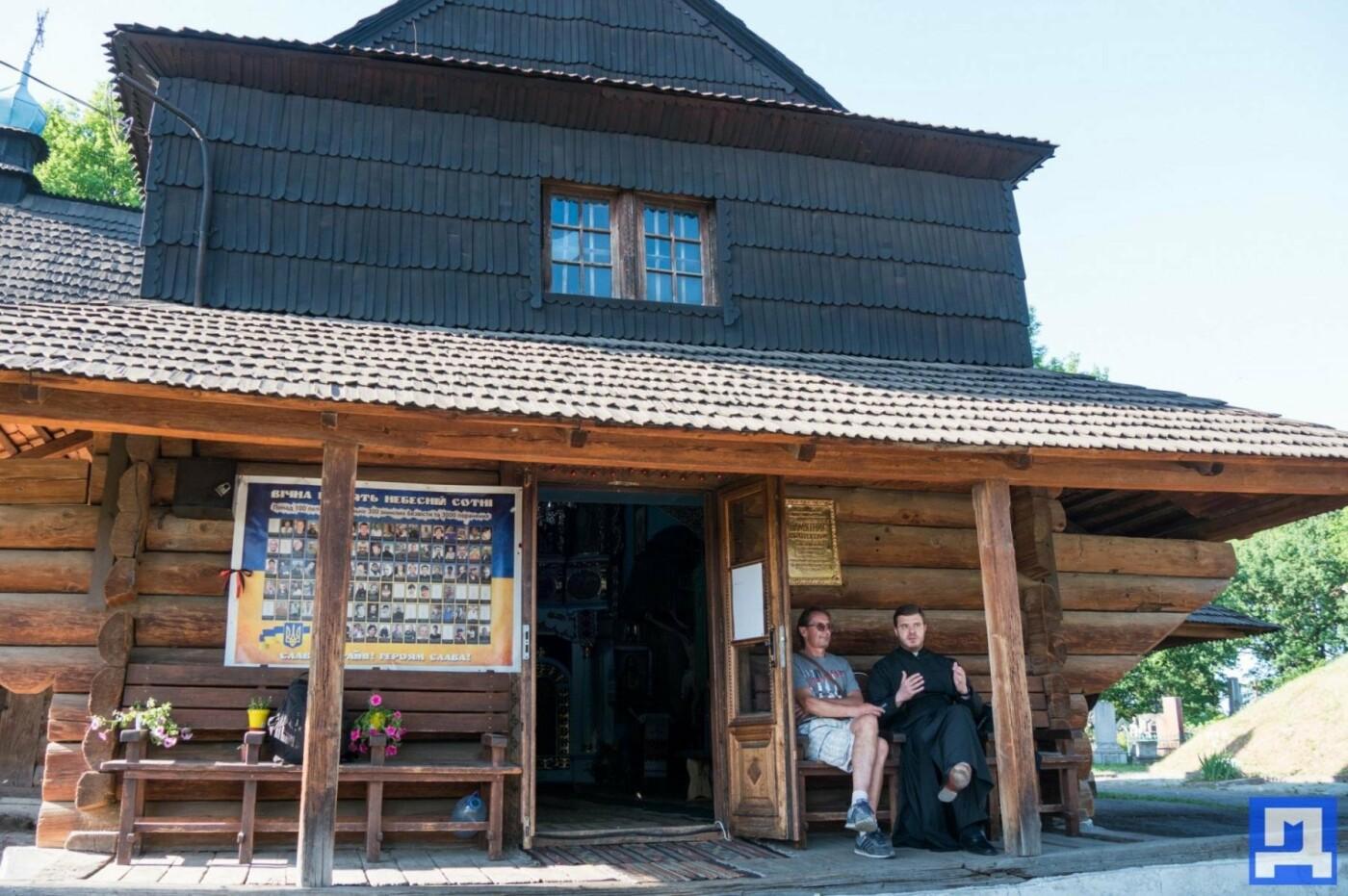 Старовинна церква Благовіщення Господнього у Коломиї відтепер належить громаді УГКЦ. ФОТО, фото-8