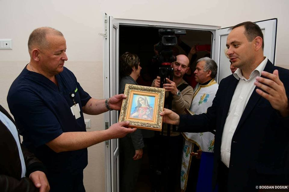 Поліпшилися умови у міській лікарні №1 у Франківську. ФОТО, фото-1