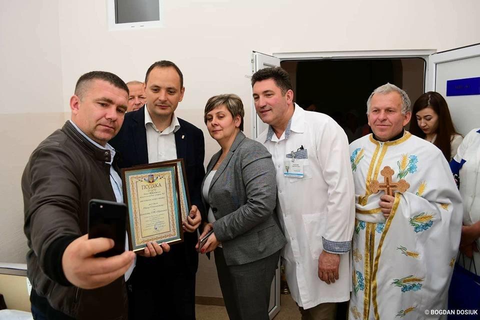 Поліпшилися умови у міській лікарні №1 у Франківську. ФОТО, фото-8