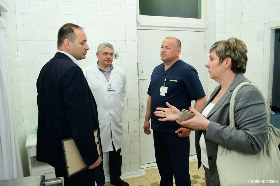 Поліпшилися умови у міській лікарні №1 у Франківську. ФОТО, фото-3