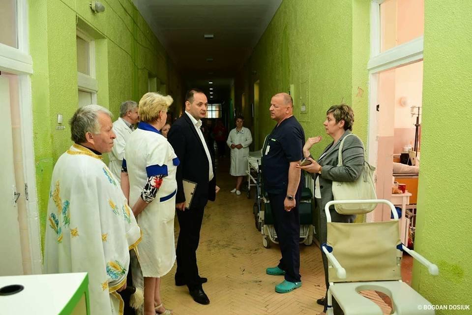 Поліпшилися умови у міській лікарні №1 у Франківську. ФОТО, фото-9