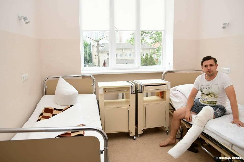 Поліпшилися умови у міській лікарні №1 у Франківську. ФОТО, фото-4