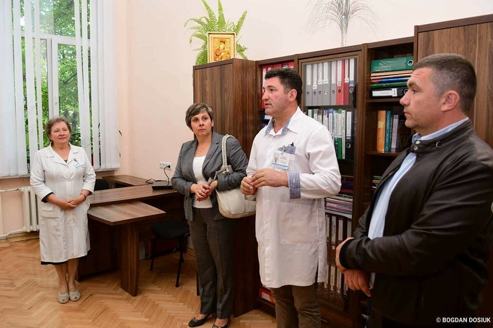 Поліпшилися умови у міській лікарні №1 у Франківську. ФОТО, фото-10
