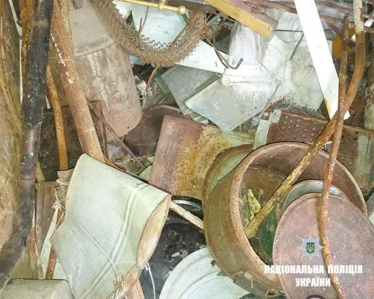 """На Снятинщині затримали """"ділка"""", який скупляв металобрухт. ФОТО, фото-2"""