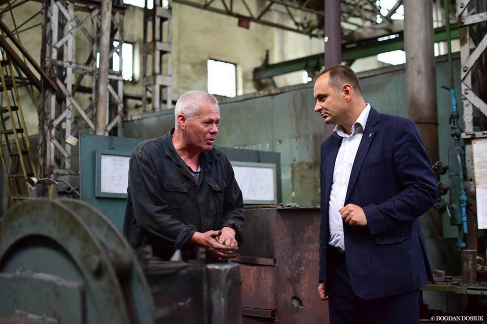 Локомотиворемонтний завод офіційно належить громаді Франківська, фото-1