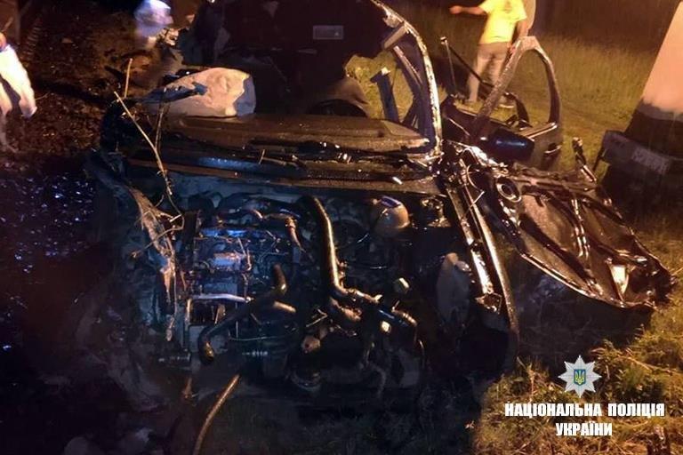 На Прикарпатті потяг розтрощив автівку. Водій загинув. ФОТО, фото-4