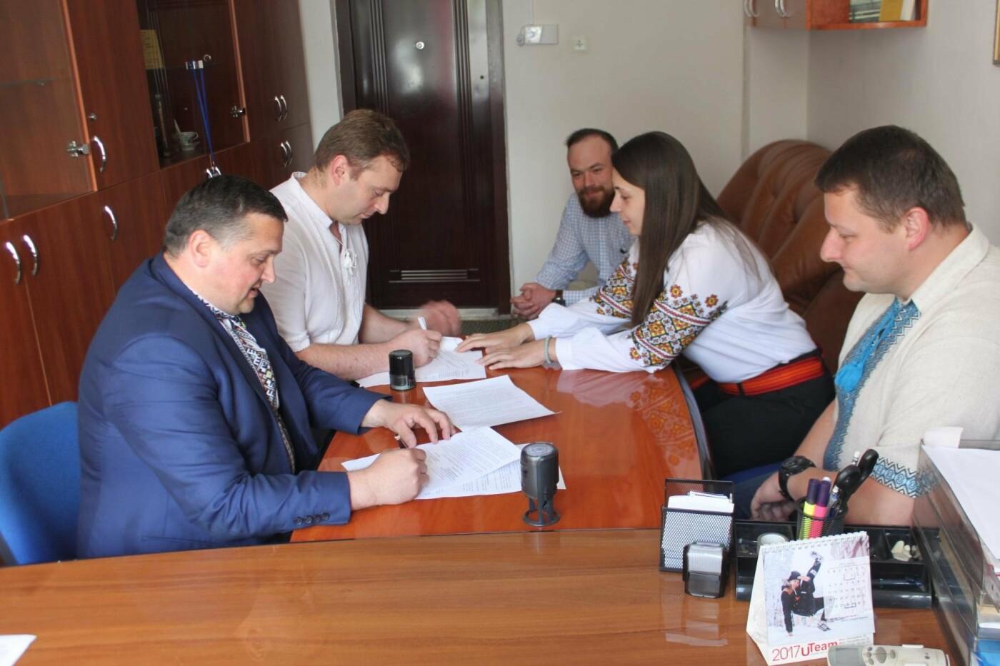 Університет Короля Данила та Івано-Франківський ІТ кластер підписали меморандум. ФОТО, фото-2