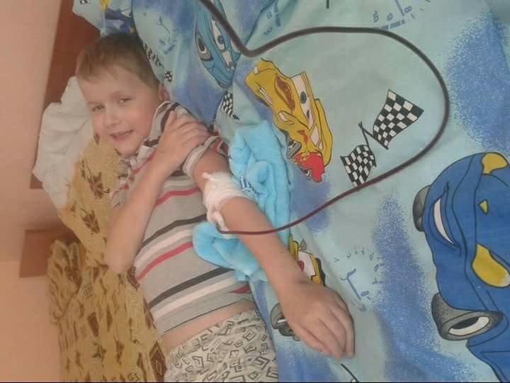 Дениско хоче жити! 8-річному хлопчику терміново потрібні кошти на дорогу операцію, фото-1