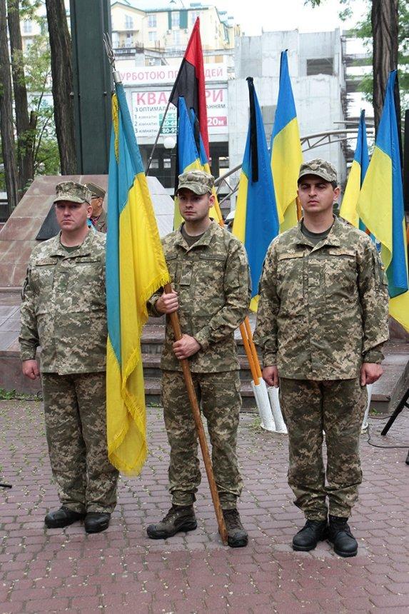 День пам'яті. У Франківську вшанували жертв політичних репресій. ФОТО, фото-1