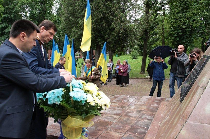 День пам'яті. У Франківську вшанували жертв політичних репресій. ФОТО, фото-4