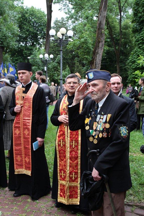 День пам'яті. У Франківську вшанували жертв політичних репресій. ФОТО, фото-5