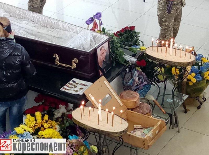 Герой із кулею в серці. Франківськ прощається із загиблим на війні Сергієм Гундером. ФОТО, фото-4