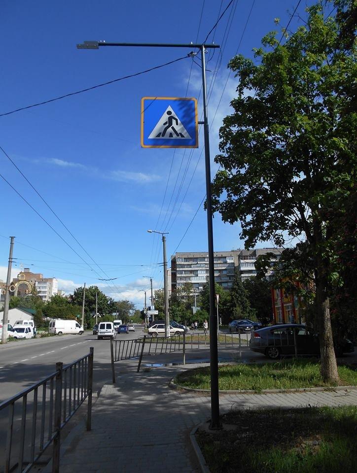 Що на узбіччях? У Франківську - нові зупинки і освітлені пішохідні переходи. ФОТО, фото-4