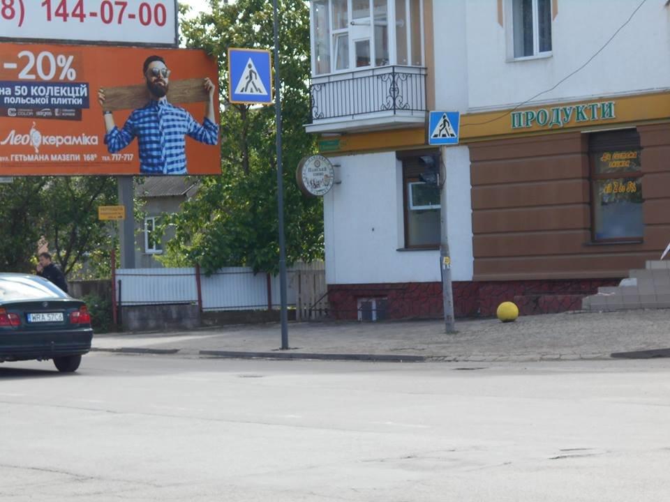 Що на узбіччях? У Франківську - нові зупинки і освітлені пішохідні переходи. ФОТО, фото-7