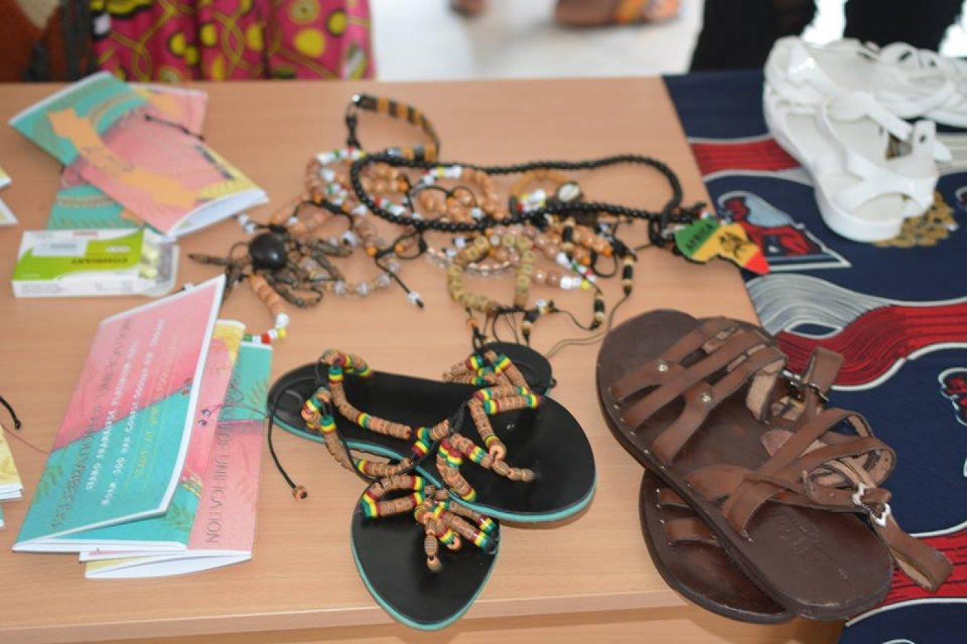 Камерун - у франківському університеті: спорт, кухня і традиції. ФОТО, фото-2