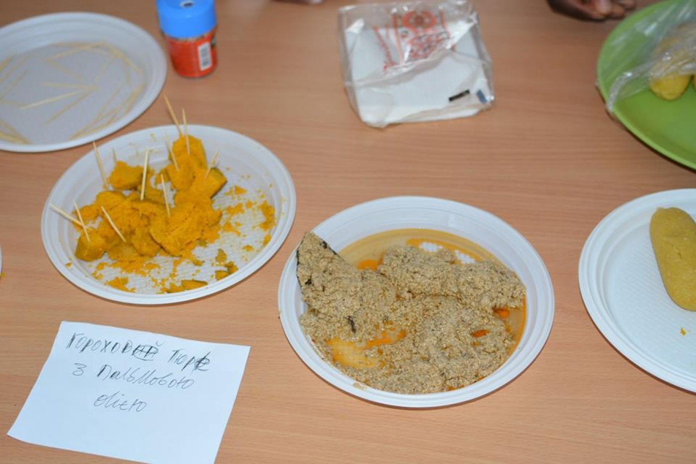 Камерун - у франківському університеті: спорт, кухня і традиції. ФОТО, фото-3