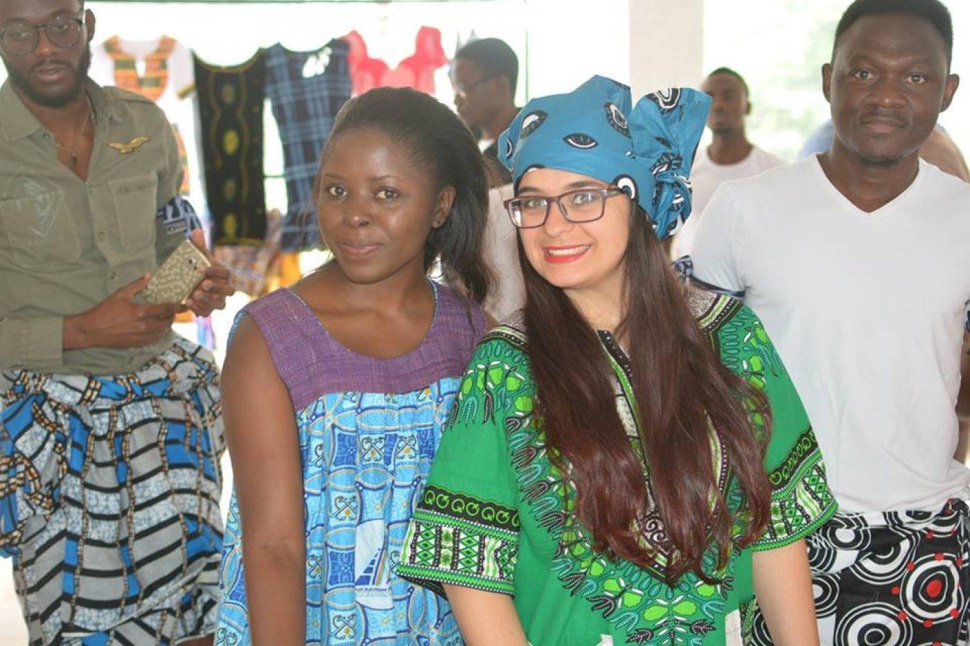 Камерун - у франківському університеті: спорт, кухня і традиції. ФОТО, фото-9